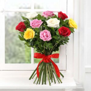 Mix Roses(12) Bunch
