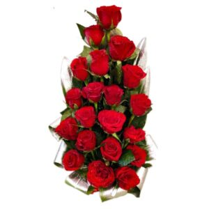 Red Charming Bouquet