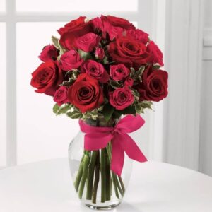Delight Rose Bunch